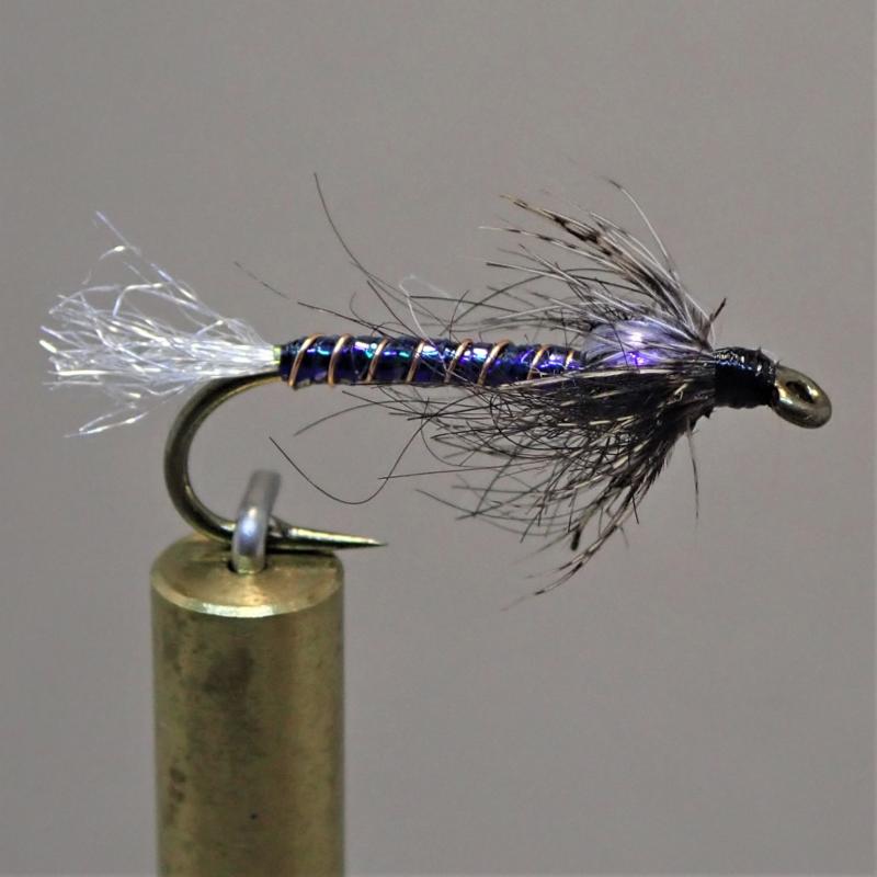 UV Midge Pupa Black and Copper