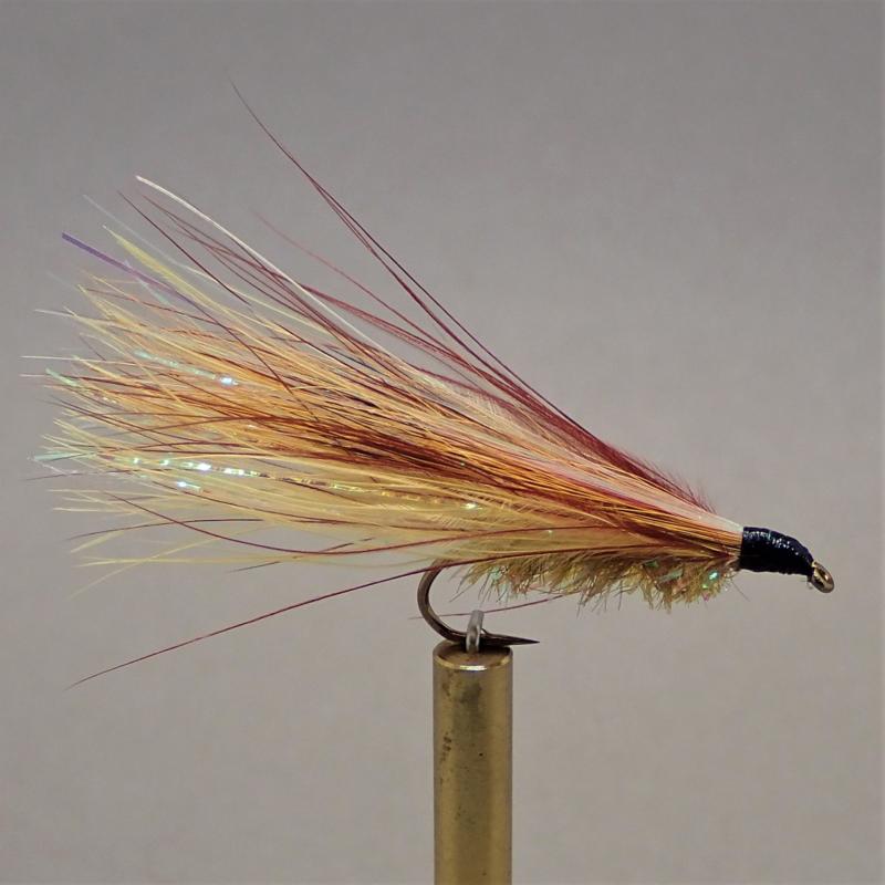 Brown Predator Minnow